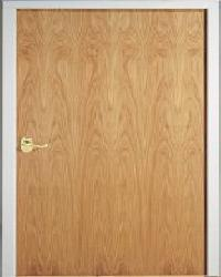 Vertical Veneered Door